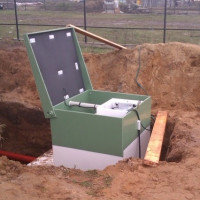 """Overview septic tank for giving """"Topas"""": principle of operation, device, advantages and disadvantages"""