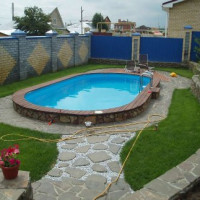 How to make a pool in the country with your own hands: the best options and master classes