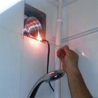 Tirage de retour dans la ventilation d'une maison privée: pourquoi la ventilation fonctionne dans le sens opposé et comment l'éliminer
