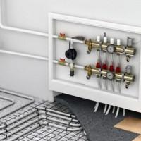 Schéma de câblage du plancher d'eau: versions et manuel de l'appareil