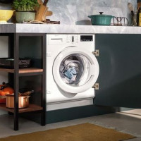 Built-in washing machines: selection criteria + TOP-10 of the best models