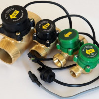 Water flow relay: device, principle of operation + instruction on connection