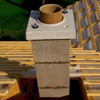 Comment est construite une cheminée en céramique: les particularités de l'installation d'une cheminée en céramique
