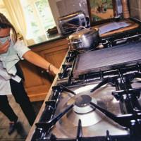 Que faire si une cuisinière à gaz passe au gaz: causes de fuite de gaz et leur élimination