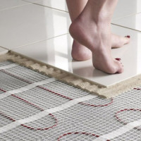 How to make a heated floor in the bathroom with your own hands: a step-by-step guide