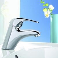 Robinets de lavabo de salle de bain: appareil, types, sélection + modèles populaires