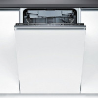 45 cm wide Bosch built-in dishwashers: an overview of the best models on the market