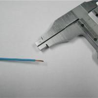 Hur man bestämmer tvärsnittet av en tråd efter diameter och vice versa: färdiga tabeller och beräkningsformler