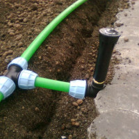 How to organize a summer water supply in a country house: laying and arranging a water supply for irrigation