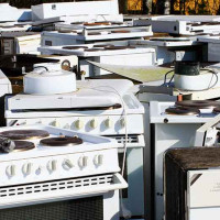 Élimination des cuisinières à gaz: comment se débarrasser gratuitement d'une vieille cuisinière à gaz