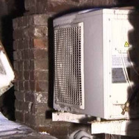 Installation of an external air conditioning unit in the attic: the possibility of solving and analysis of technical specifics