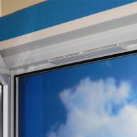 Supply valve on plastic windows: how to choose and install a ventilation valve