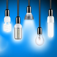 What types of bulbs exist: an overview of the main types of lamps + rules for choosing the best