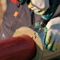 Comment isoler un tuyau de gaz dans la rue de la condensation: un aperçu des meilleurs matériaux et des instructions d'installation
