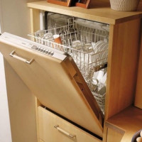 Built-in compact dishwashers: TOP-10 of the best models + tips for choosing