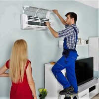 The necessary distance between the air conditioning units: basic rules and regulatory requirements for installation