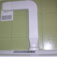 Ventilācijas plastmasas caurules kapucēm: izvēles un uzstādīšanas nianses