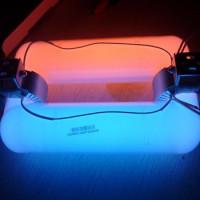 Indukcinės lempos: įtaisas, tipai, apimtis ir pasirinktos taisyklės