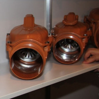 Sewer Check Valve: Installation Guide for Locking Device
