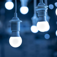Why LED lamps light when the switch is off: reasons and solutions