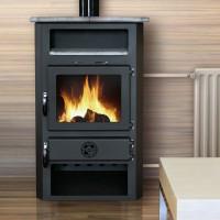 Un four avec un circuit d'eau pour chauffer une maison: caractéristiques du chauffage au four + sélection de la meilleure option