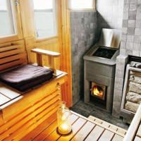 Poêle à bain de gaz à faire soi-même: manuel pour l'installation et l'installation d'un poêle à gaz