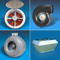 Types of fans: classification, purpose and principle of their operation
