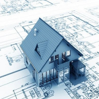 Typical schemes and rules for designing a heating system for a one-story private house