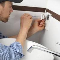 Installation de prises dans la salle de bain: normes de sécurité + instructions d'installation