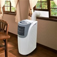 How to install a floor air conditioner: recommendations for installing a portable model