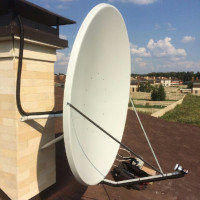 Do-it-yourself satellite dish tuning: do-it-yourself briefing on tuning the dish on the satellite
