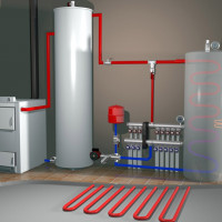 Types of heating systems for a private house: a comparative overview + the pros and cons of each type