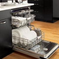 Évaluation du lave-vaisselle LG: gamme, avantages et inconvénients + avis d'utilisateur