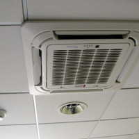 What is fan coil: principle of operation and installation rules for a fan coil