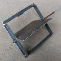 Comment faire un portail pour une cheminée de vos propres mains: instructions pour fabriquer une vanne