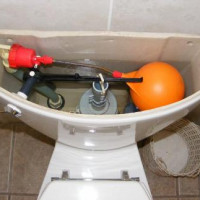 Flush mechanism for the toilet: device, principle of operation, an overview of various designs