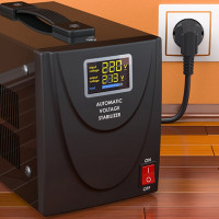 What voltage regulator 220v for a summer residence to choose: types and best manufacturers + nuances of choice