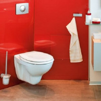 Corner installation for a toilet: selection tips and installation rules