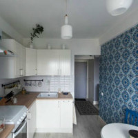 The requirements for the door to the kitchen with a gas stove: rules and regulations