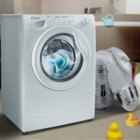 Candy washing machines: TOP-8 of the best models + an overview of the unique features of brand technology