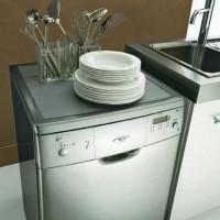 Freestanding dishwashers 45 cm wide: TOP-8 narrow dishwashers on the market