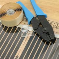 Linoleja elektriskā grīdas apsilde: sistēmas priekšrocības un uzstādīšanas instrukcijas