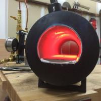 Comment faire forger un forgeron au gaz de vos propres mains: conseils + dessins pour aider les artisans amateurs