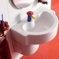 Bathroom sink height: standards and best wiring diagrams