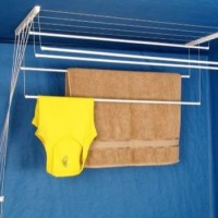 Ceiling clothes dryers on the balcony: five popular models + tips for choosing and installing