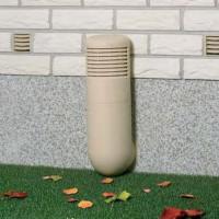 Ventilation au rez-de-chaussée: technologie d'agencement général + méthodes efficaces d'échange d'air