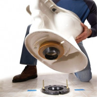 Vertical release toilet: device, pros and cons, installation features