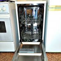 Overview of the dishwasher Hansa ZWM 416 WH: profitability is the key to popularity