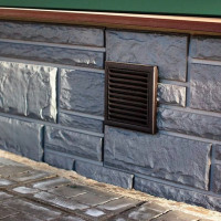 Natural ventilation in a private house: rules for arranging a gravitational air exchange system