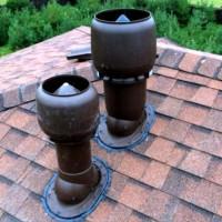 Tuyaux de ventilation pour le toit: conseils pour choisir un pipeline + instructions d'installation